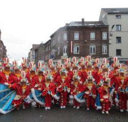 Groepsfoto Charleroi