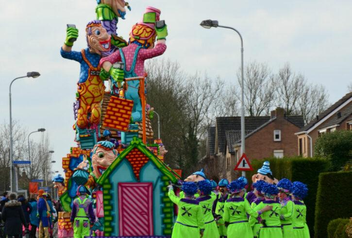 carnaval vogelwaarde 131