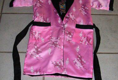 Geisha jasje (1)