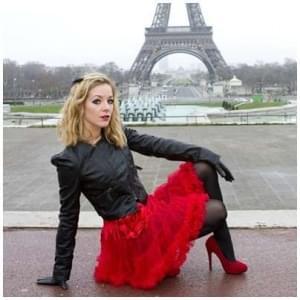 Red petticoat short