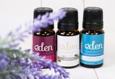 Etherische olie voor in de aroma diffuser