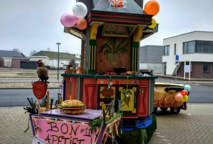 Carnavals wagen 3