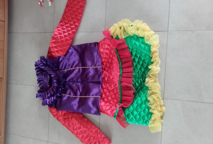 vrouwen kostuum