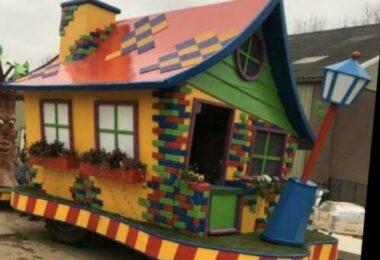 carnavalmarkt huisje 2019
